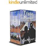 Triple Murder - 3 Heartland Mysteries: Goode-Grace Mysteries Books 1-3