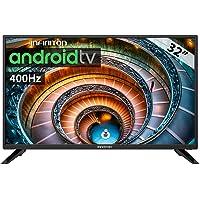 "TV LED INFINITON 32"" INTV-32LA380 Android TV/Smart TV, TDT2-WIFI-USB Grabador"