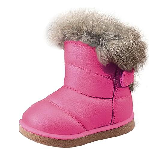 raccolta di sconti imbattuto x fashion style Gaorui Bambina Scarpe da Neve Invernali Stivali Stivaletti Calde Imbottito  Cotone