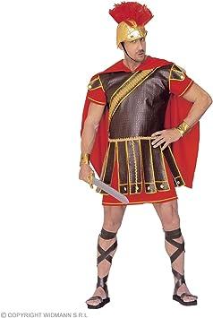 WIDMANN Disfraz de Centurion Romano Cassio Primo Adulto: Amazon.es ...