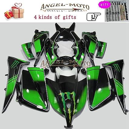 Amazon.com: Angel-moto ABS Plastic Injection Molding Kit Fit ...