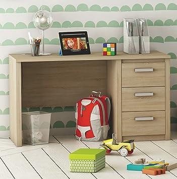 mesa de estudio escritorio cm haya para dormitorio habitacin juvenil infantil