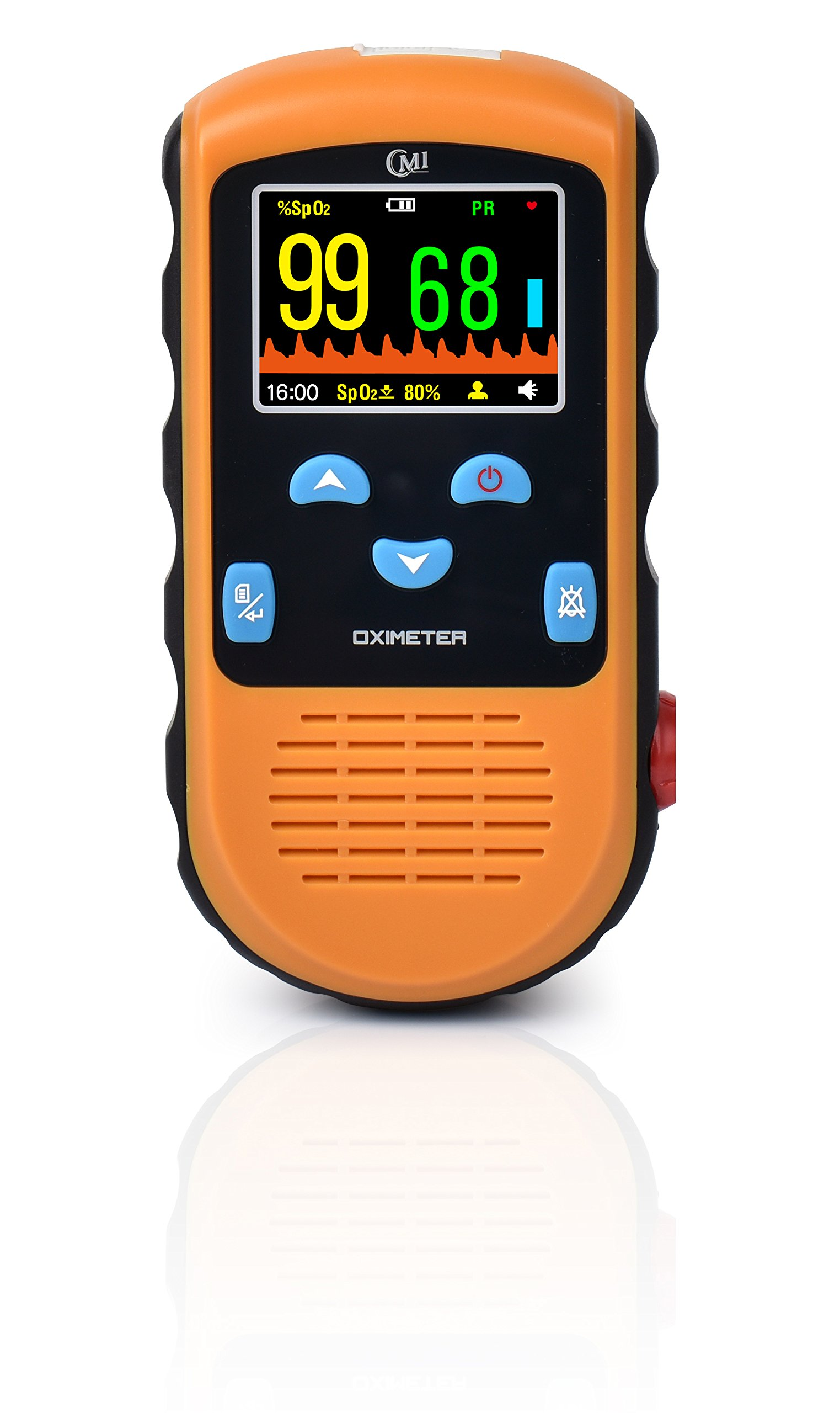 CMI Handheld Pulse Oximeter with Adult Sensor (Standard)