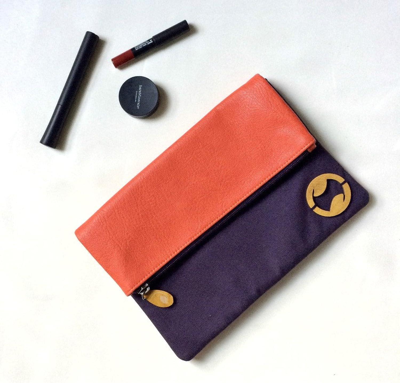 CARROLL clutch and iPad case