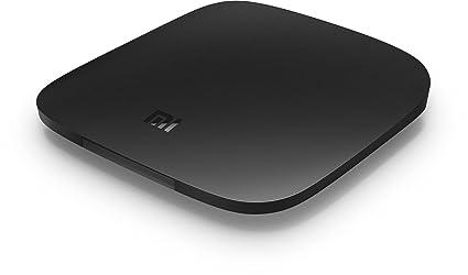 receptor xiaomi android tv mi box 4k netflix chromecast
