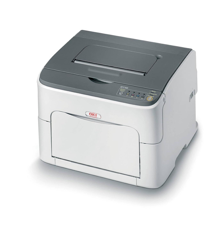 OKI C110 - Impresora láser Color (19 ppm, A4)