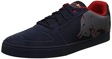 5def1e1e5342 Puma Men's RBR Wings Vulc Bulls Night Sky, Smoked Pearl and Chinese Red  Sneakers-