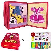 Libros Blandos para Bebé, Libro De Bebé Ultra
