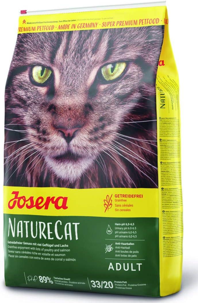 Gato JOSERA Saco Gato NatureCat 2kg