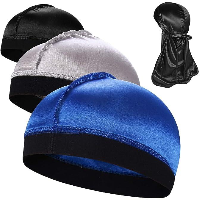 ROYBENS 3 Unidades de Gorras de compresión para calcetín Sedoso ...