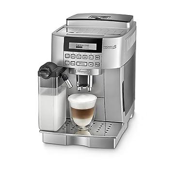 Delonghi Magnifica S Ecam 22.360.s - Cafetera superautomática, 15 bar de