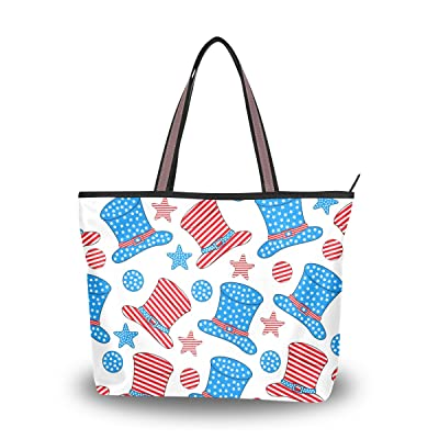 Tote Shoulder Bag Best Mom In The World Handbag - 15.7x11.4x3.5in - by Top