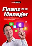 Lexware FinanzManager 2018 PC Download (Jahreslizenz) / Einfache Buchhaltungs-Software für private Finanzen & Wertpapier-Handel / Kompatibel mit Windows 7 oder aktueller