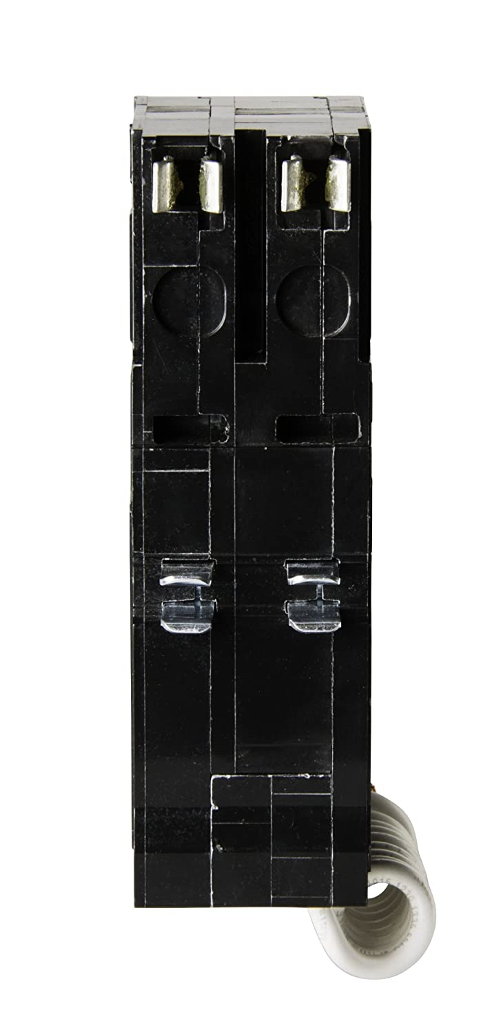Square D By Schneider Electric Qo 15 Amp 35 In Two Pole Cafci Homeline 15amp 1pole Combination Arc Fault Circuit Breaker