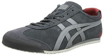 ASICS Onitsuka Tiger Mexico 66 Schuhe Echtleder Sneaker Turnschuhe ...