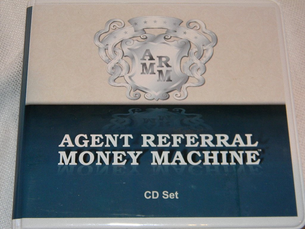 Agent Referral Money Machine 22 CD Set With DC Fawcett pdf epub