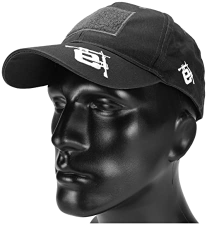 94b24f09 Amazon.com: Evike Mil-Spec Patch Ready Tactical Ball Cap - Black ...