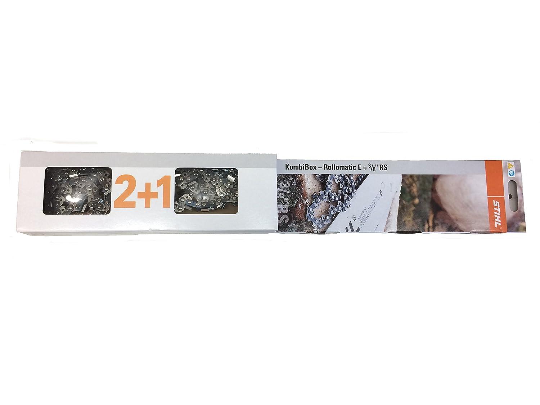Stihl 2+1 Sägeketten / Führungsschienen-Set 3/8 x 1,6mm x 60 TG VM 40 cm