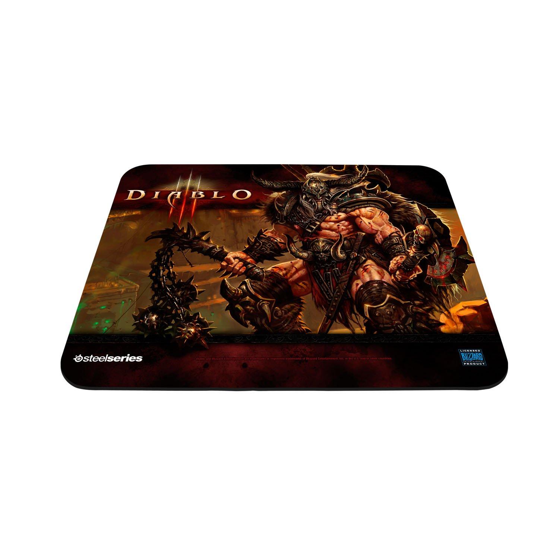 Mousepad SteelSeries QcK Diablo III Gaming Mouse Pad - Barba