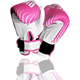 New Amazing Rex Leather 4oz Junior Boxing Gloves MMA fighting GlovesFor Girls training