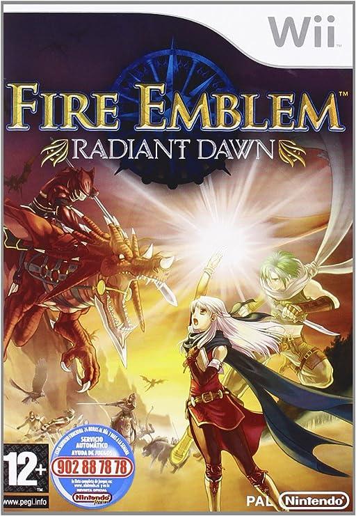 Fire Emblem: Radiant Dawn: Amazon.es: Videojuegos