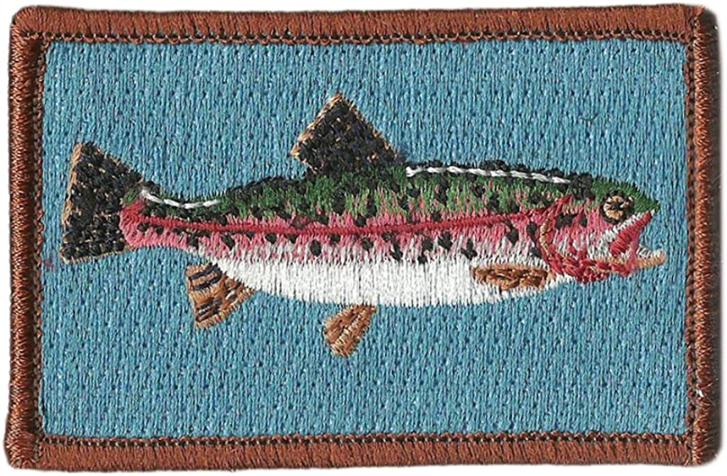 Trout Wildlife Tactical Patch