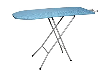 a331fff0beb Image Unavailable. Image not available for. Colour  Arrison Folding Wood  and Steel Ironing Board Iron Table ...