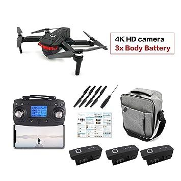 MXECO X46G Plegable RC Drone Motor sin escobillas Drone WiFi FPV ...