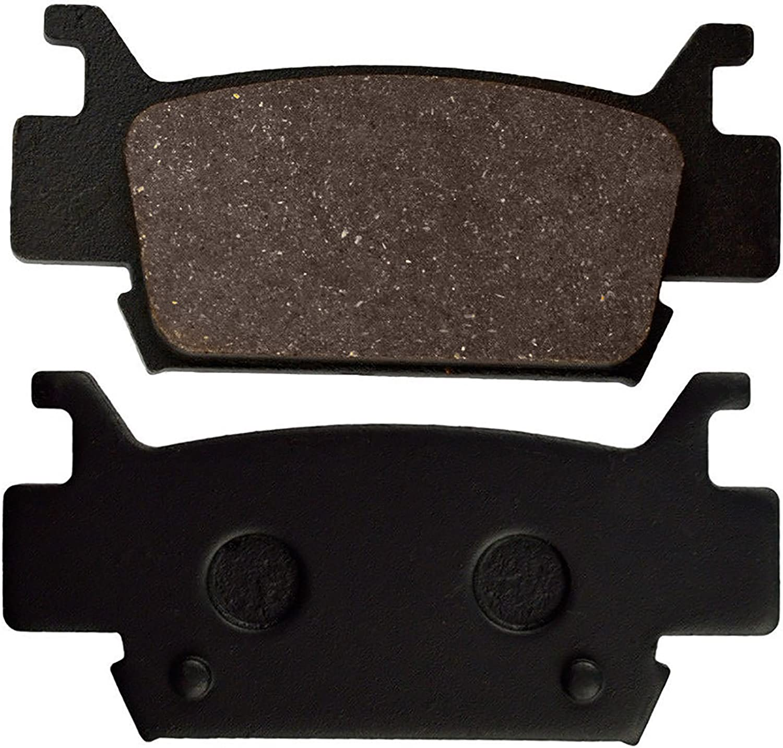 Rear Brake Pads for Honda TRX500FPA Fourtrax Foreman Rubicon 2009-2014