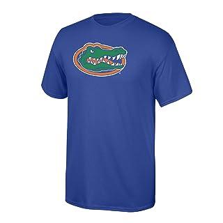 Elite Fan Shop NCAA Men's Florida Gators T Shirt Team Color Icon Florida Gators Royal Large