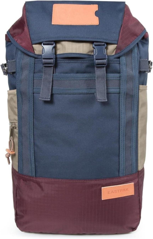 Eastpak Fluster Merge sac à dos Cuir, Polyester Marine