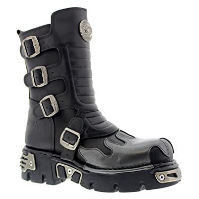 Mens M.1482X-S1 Leather Boots New Rock vZFOA3AuI
