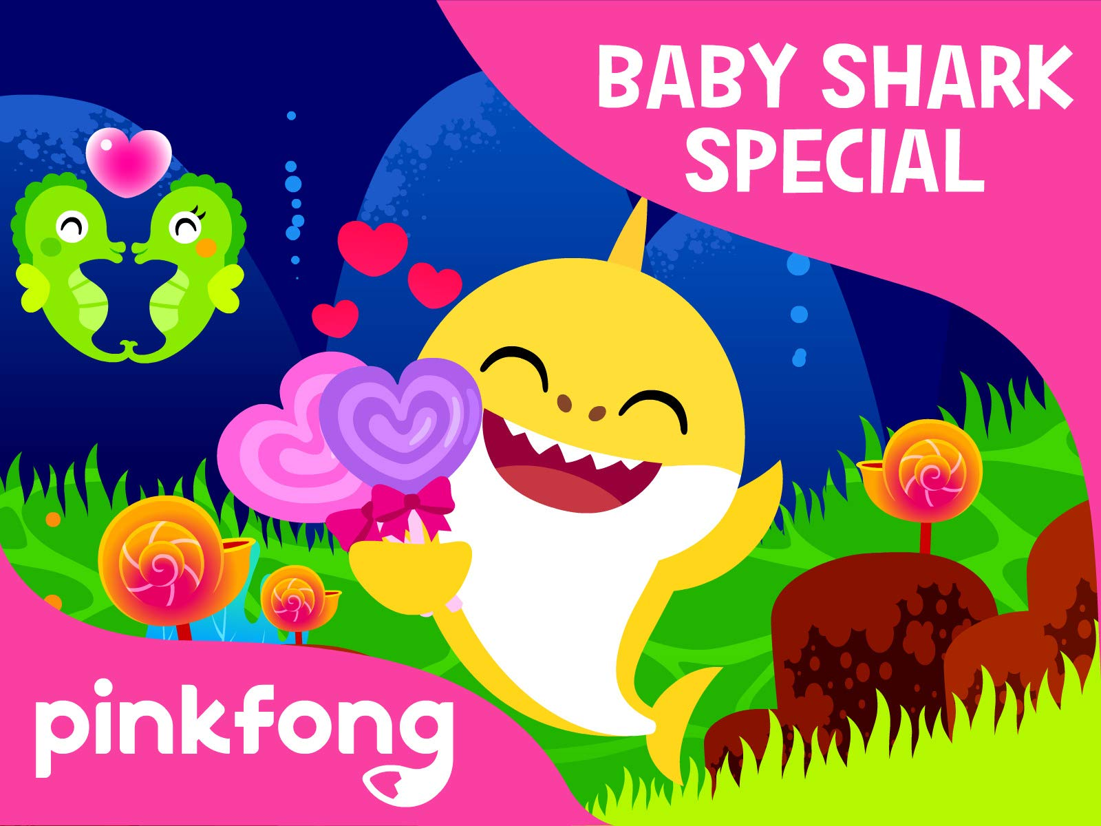 Watch Pinkfong Baby Shark Special Prime Video