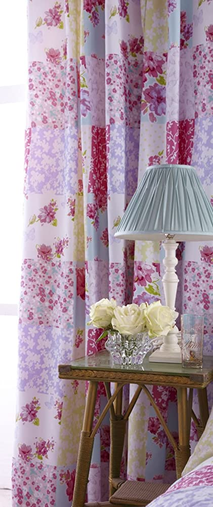 Catherine Lansfield Gypsy Curtains 66 X 72 Inch   Multi