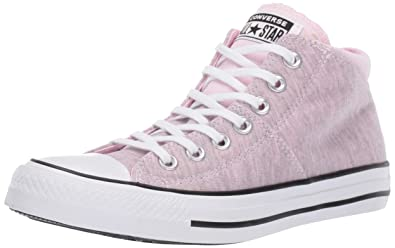 c7360da4f11e0f Converse Women s Chuck Taylor All Star Madison Court Mid Top Sneaker