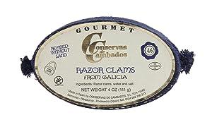 Navajas - Premium Razor Clams in Brine