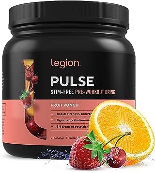 Legion Pulse (Caffeine Free Version)