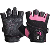 TYLO Women's Weight Lifting Gym Gloves Crossfit Training Bodybuilding Fitness Exercise