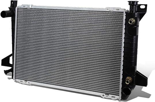 3-Row//CORE Aluminum Radiator For Ford F-150 F-250 Bronco F Super Duty V8 85-97