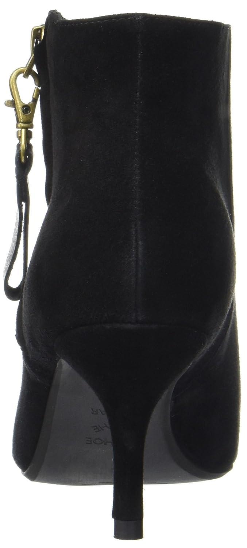 Schuhe Bear The Bear Schuhe Damen Agnete Mix Stiefeletten Schwarz (110 schwarz) 49dc84
