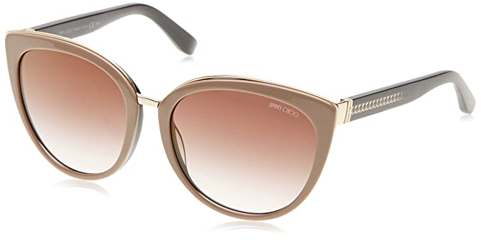Jimmy Choo Dana/S QH 116 Gafas de sol, negro, 56 para Mujer ...