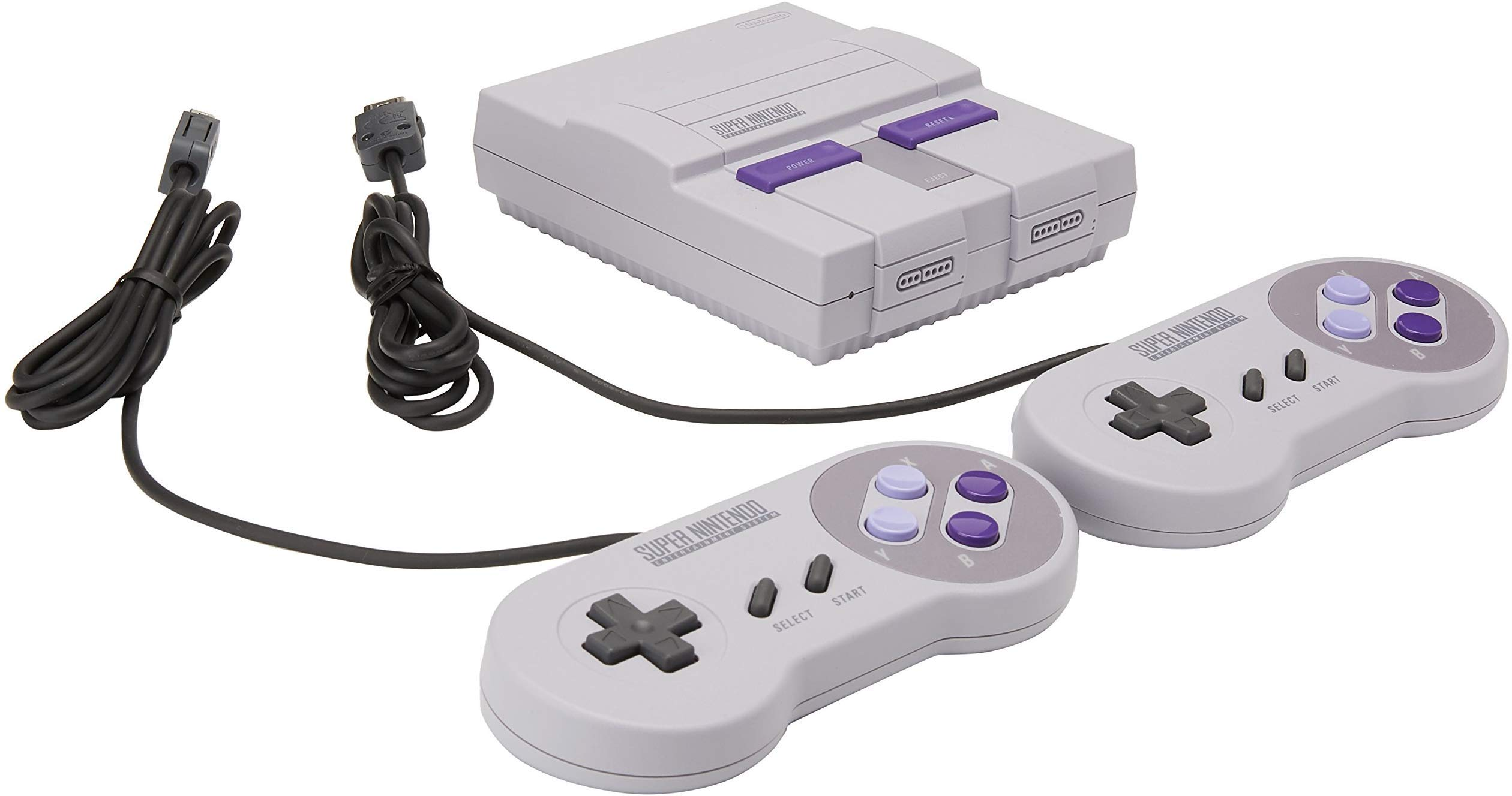 Super NES System (Renewed)