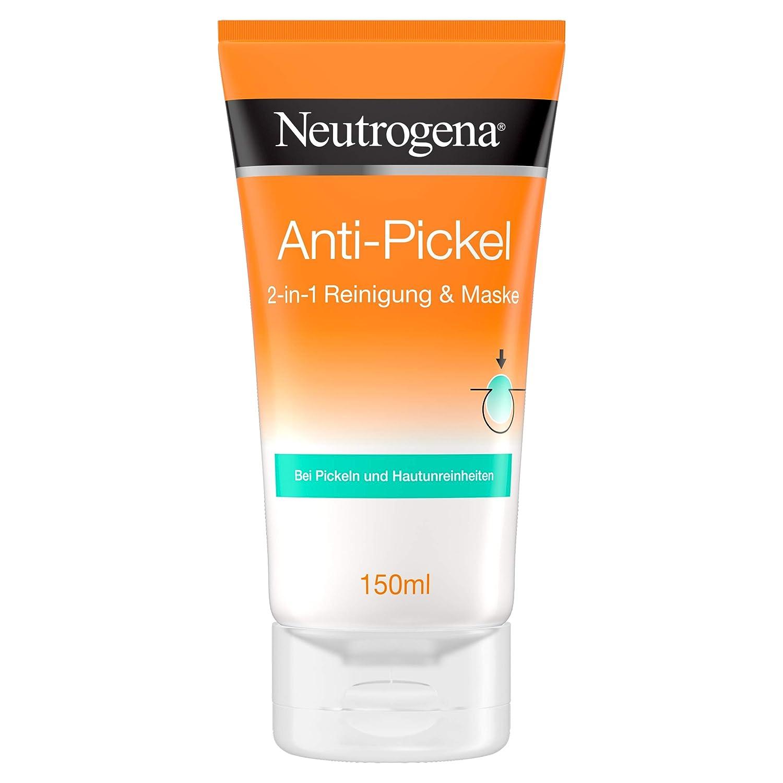 Neutrogena Visibly Clear 2 en 1 Limpiadora Y Máscara - 2 Unidades ...