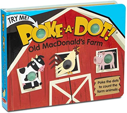 Poke-a-Dot – Old MacDonald's Farm
