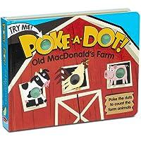 Melissa & Doug Poke-a-Dot – Old MacDonald's Farm