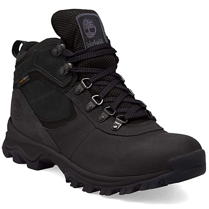 Timberland Men's Mt. Maddsen Hiker Boot best Work Boots for Landscaping