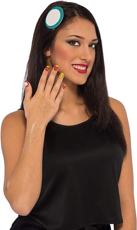 COOLMP – Juego de 6 Kit de Maquillaje Iron Man Mujer – Talla única ...