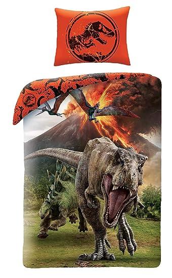 Halantex Jurassic World Bettwäsche Wendebettwäsche