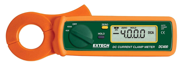 Extech DC400 400A DC Mini Clamp Meter Extech Instruments