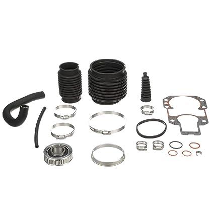 Amazon com : Quicksilver Stern Drive Transom Seal Repair Kit